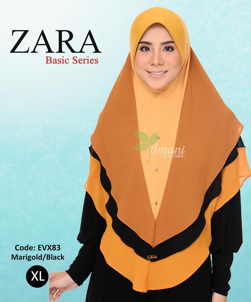 EVX83R - Tudung Zara XL (REJECT)
