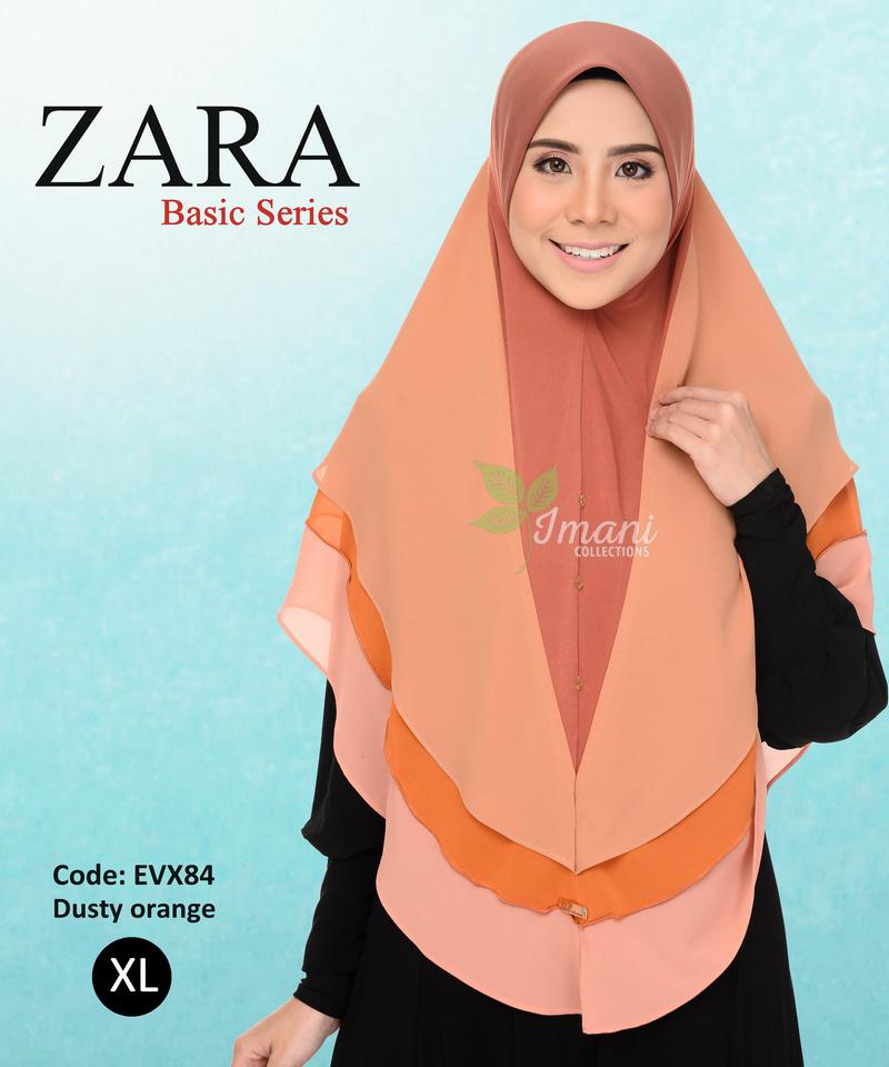 EVX84R - Tudung Zara XL (REJECT)