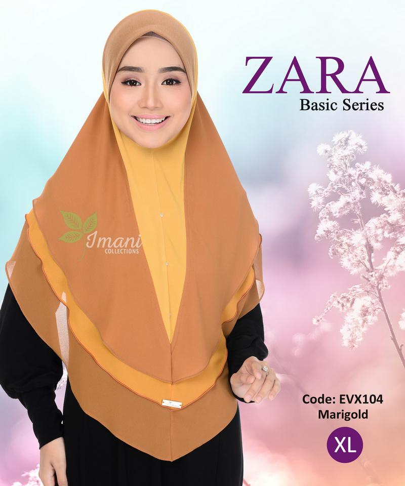 EVX104 - Tudung Zara XL