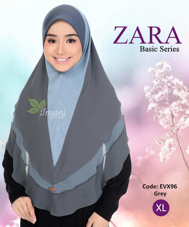 EVX96 - Tudung Zara XL