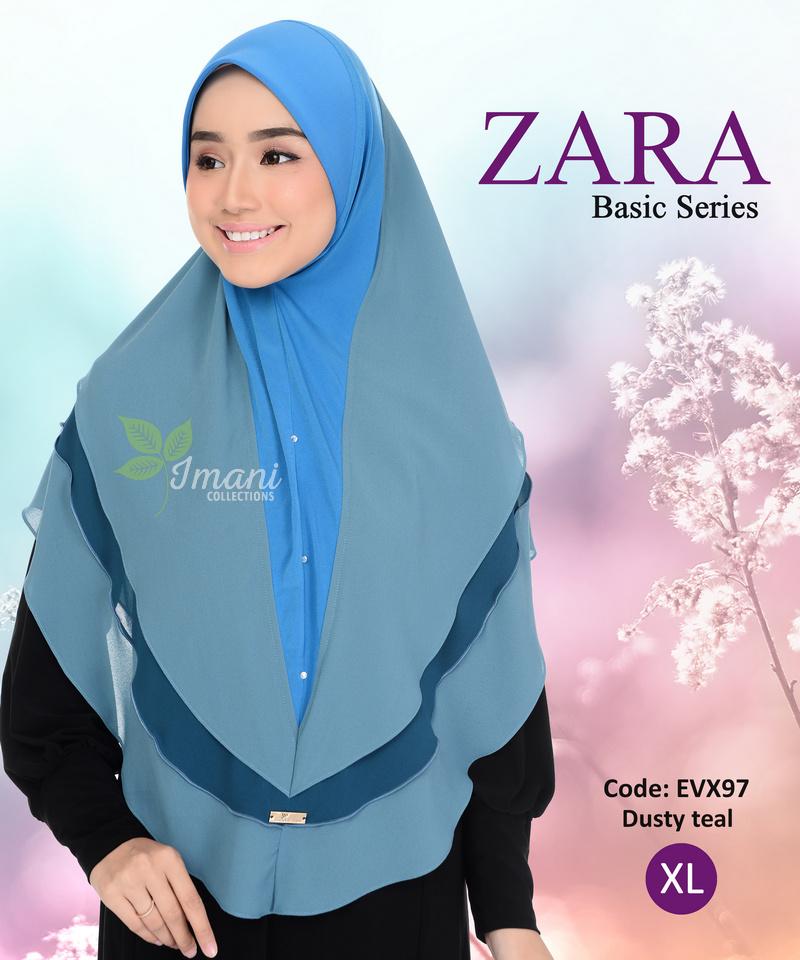 EVX97R - Tudung Zara XL (REJECT)
