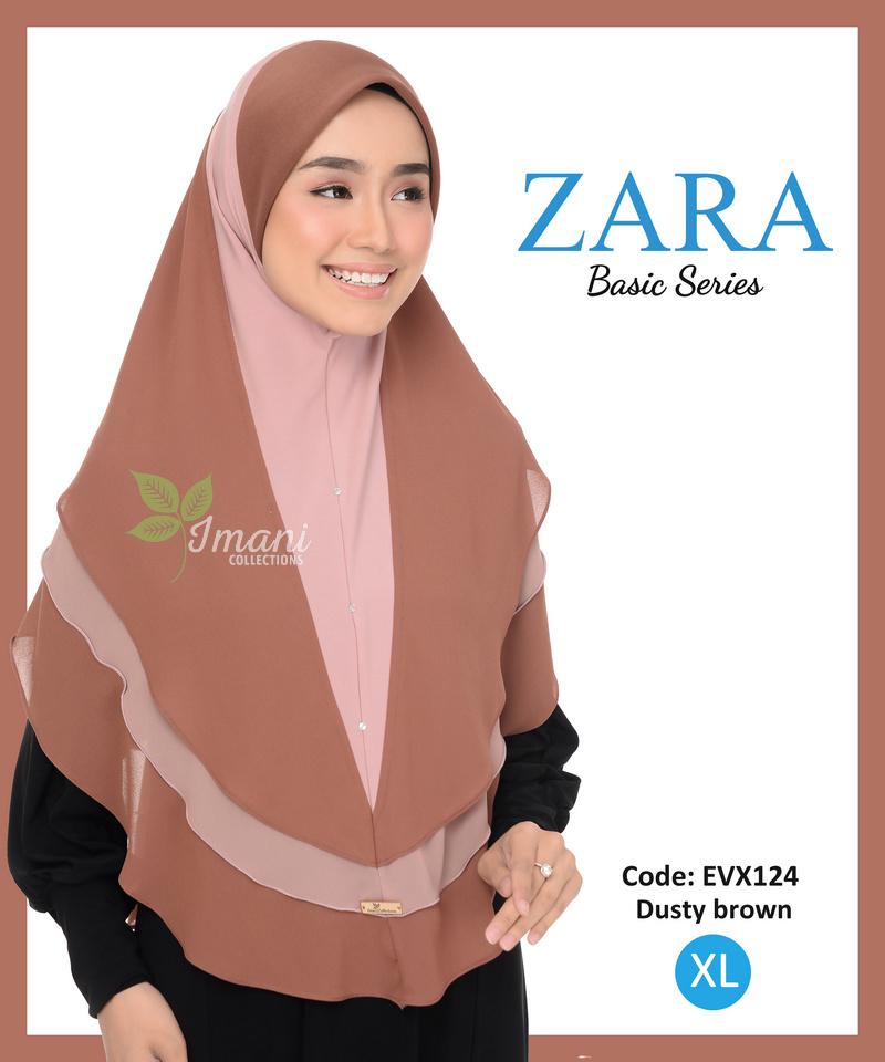 EVX124R - Tudung Zara XL (REJECT)