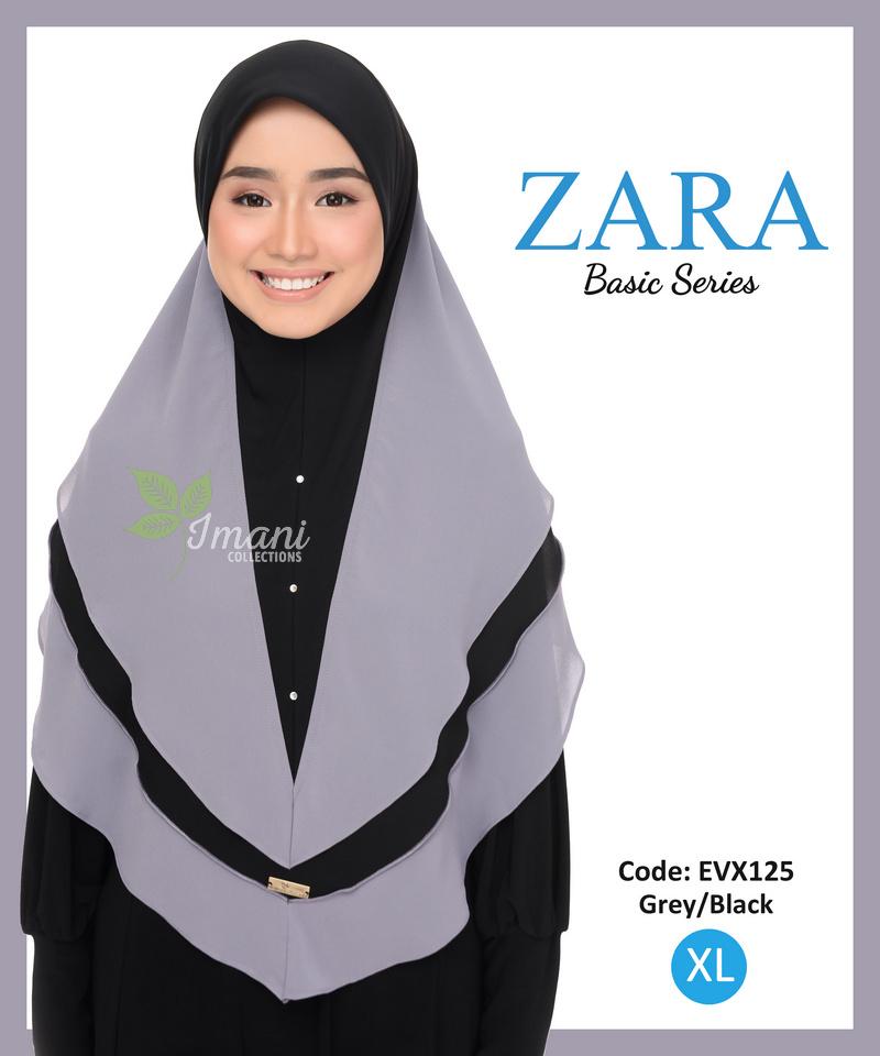 EVX125 - Tudung Zara XL