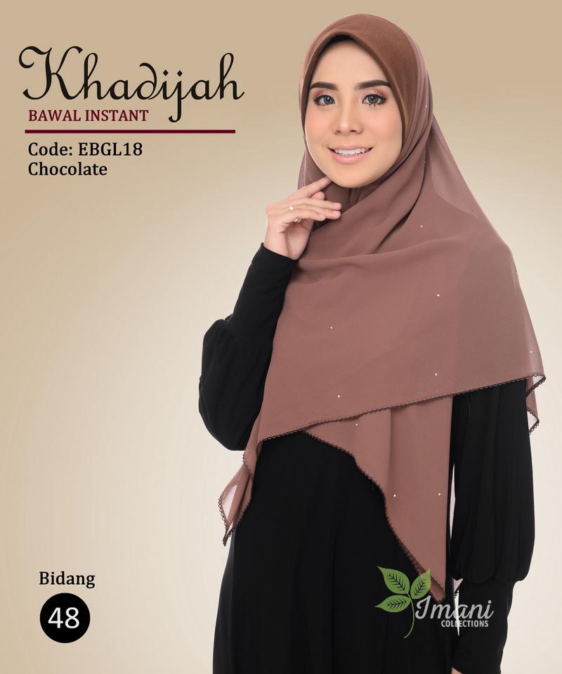 EBGL18 - Bawal Instant Khadijah L