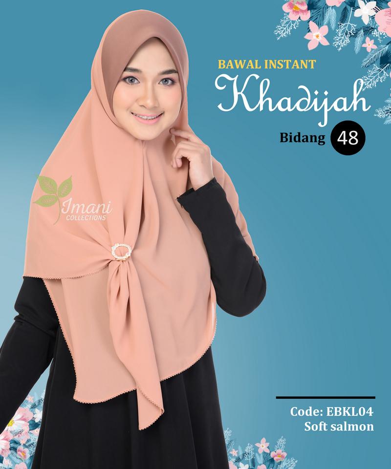 EBKL04 - Bawal Instant Khadijah L