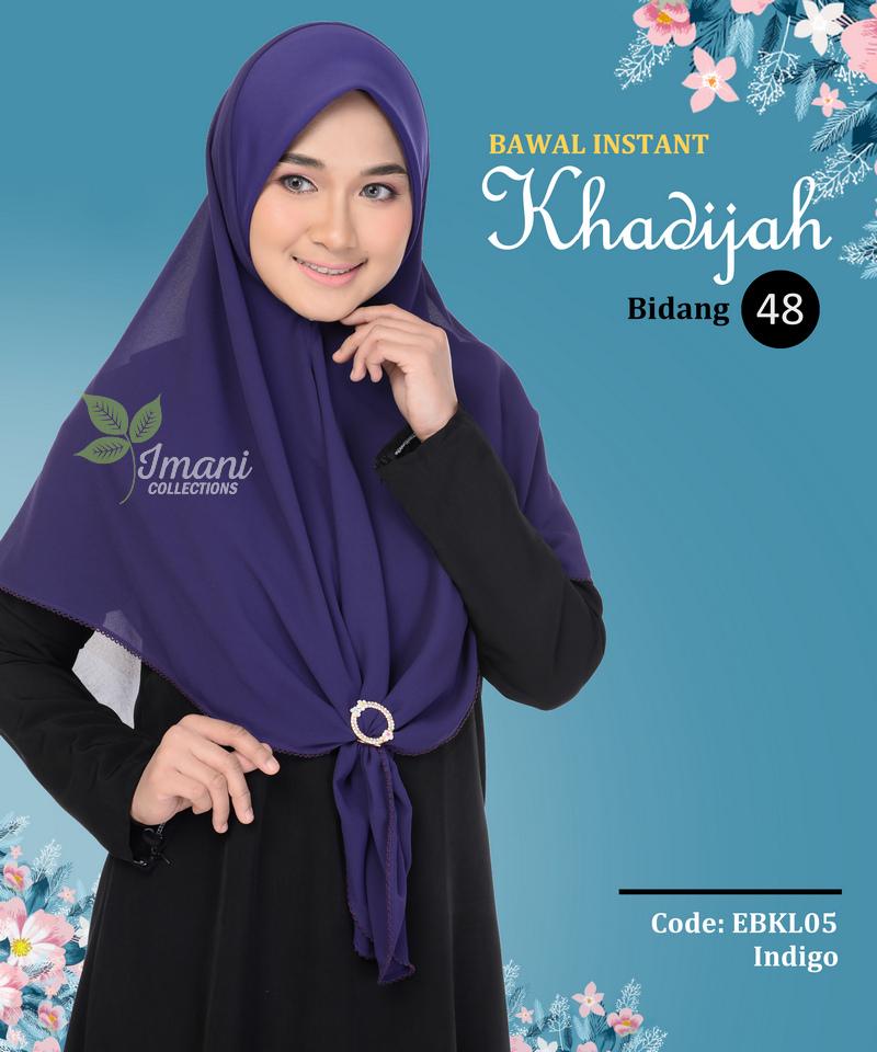 EBKL05 - Bawal Instant Khadijah L