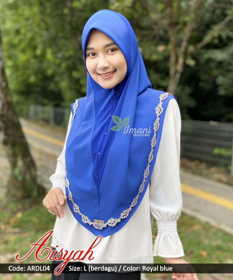 ARDL04 - Tudung Aisyah L (BERDAGU)