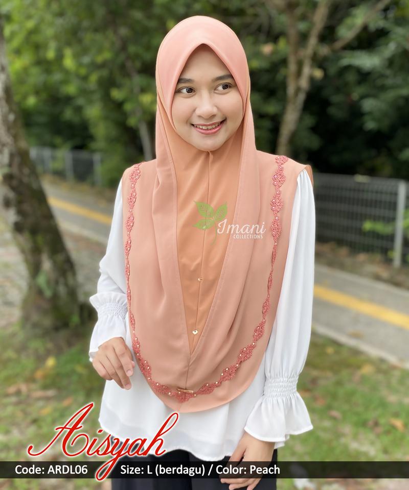 ARDL06 - Tudung Aisyah L (BERDAGU)