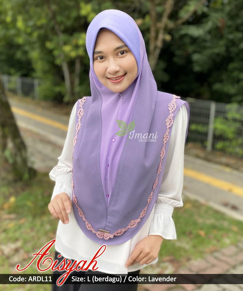 ARDL11 - Tudung Aisyah L (BERDAGU)