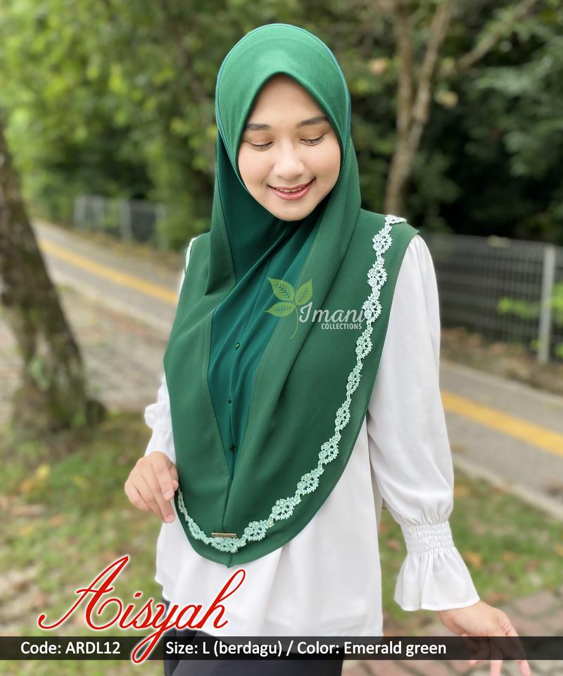 ARDL12 - Tudung Aisyah L (BERDAGU)