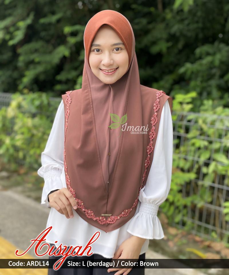 ARDL14 - Tudung Aisyah L (BERDAGU)