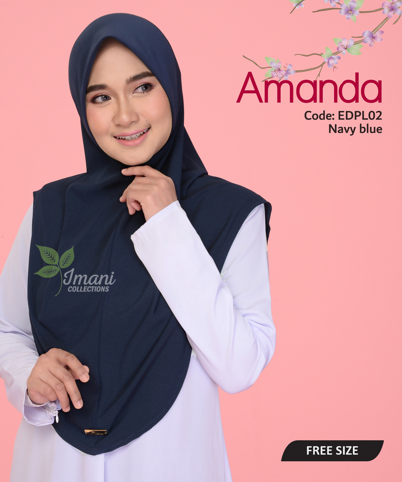 EDPL02 - Tudung Amanda