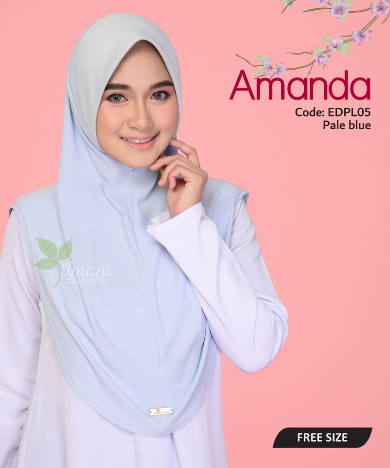 EDPL05 - Tudung Amanda