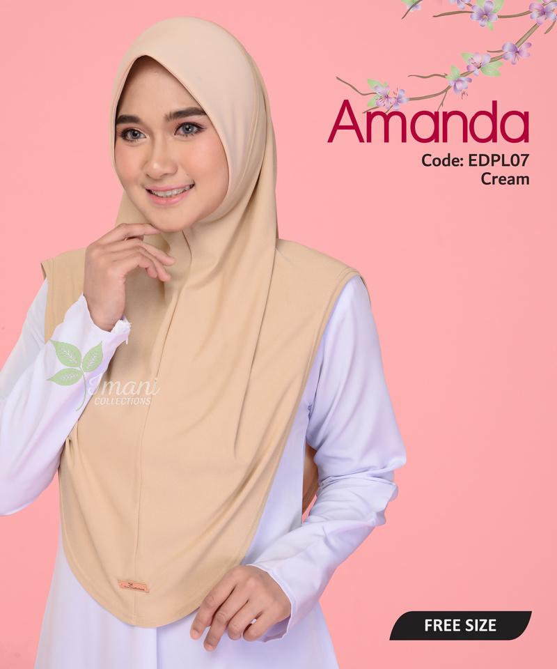 EDPL07 - Tudung Amanda