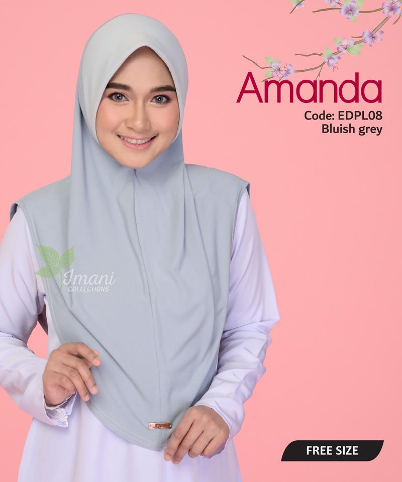 EDPL08 - Tudung Amanda