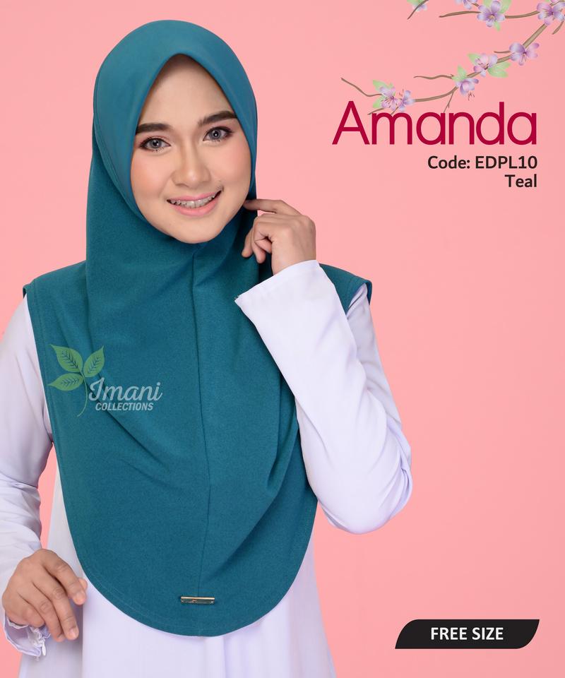 EDPL10 - Tudung Amanda