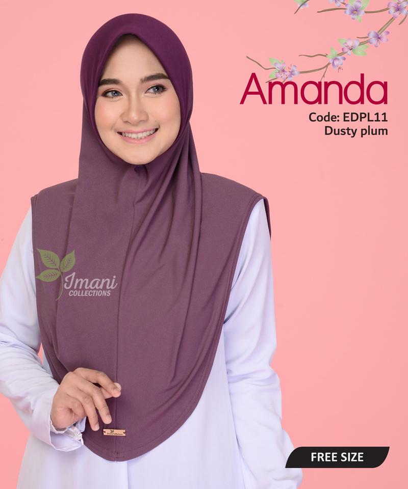 EDPL11 - Tudung Amanda