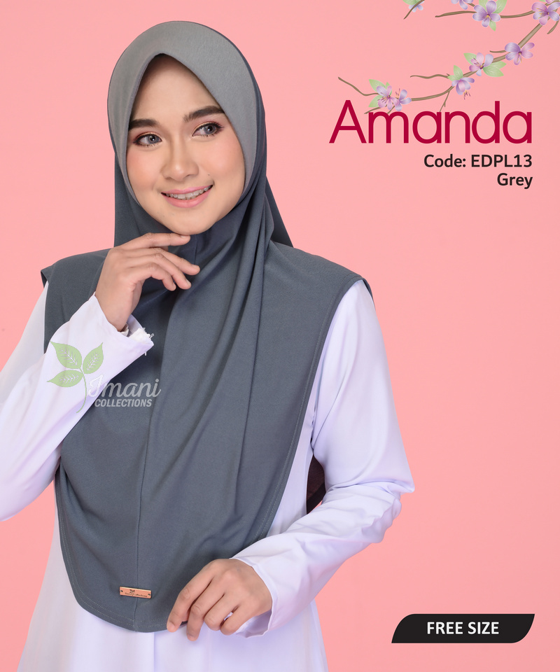EDPL13 - Tudung Amanda