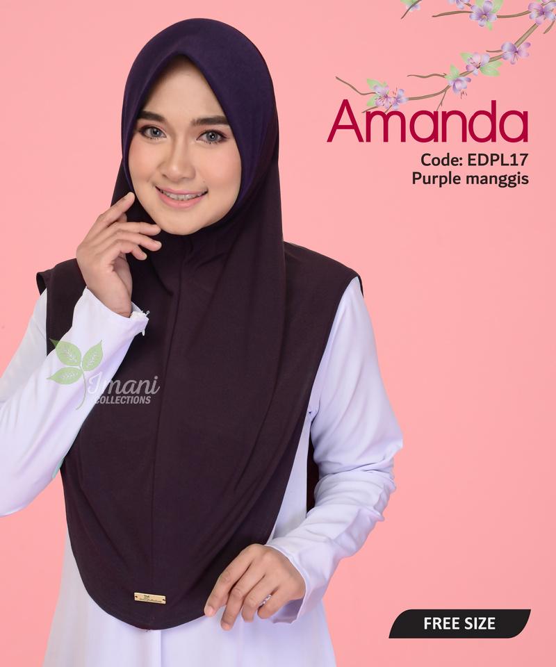 EDPL17 - Tudung Amanda