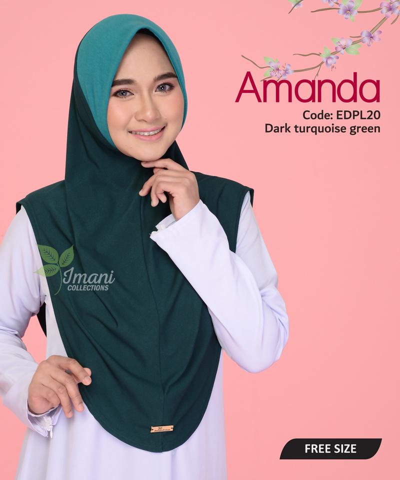 EDPL20 - Tudung Amanda