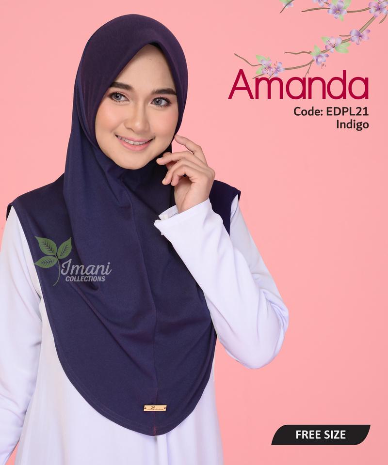 EDPL21 - Tudung Amanda