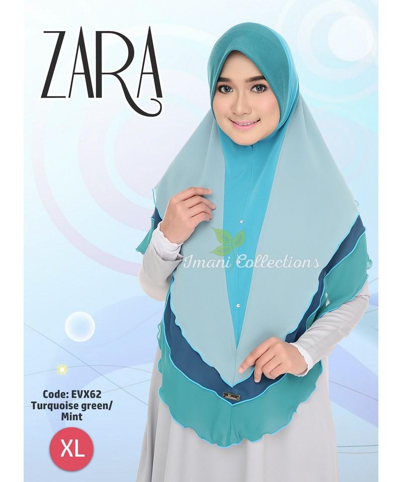 EVX62R - Tudung Zara XL (REJECT)