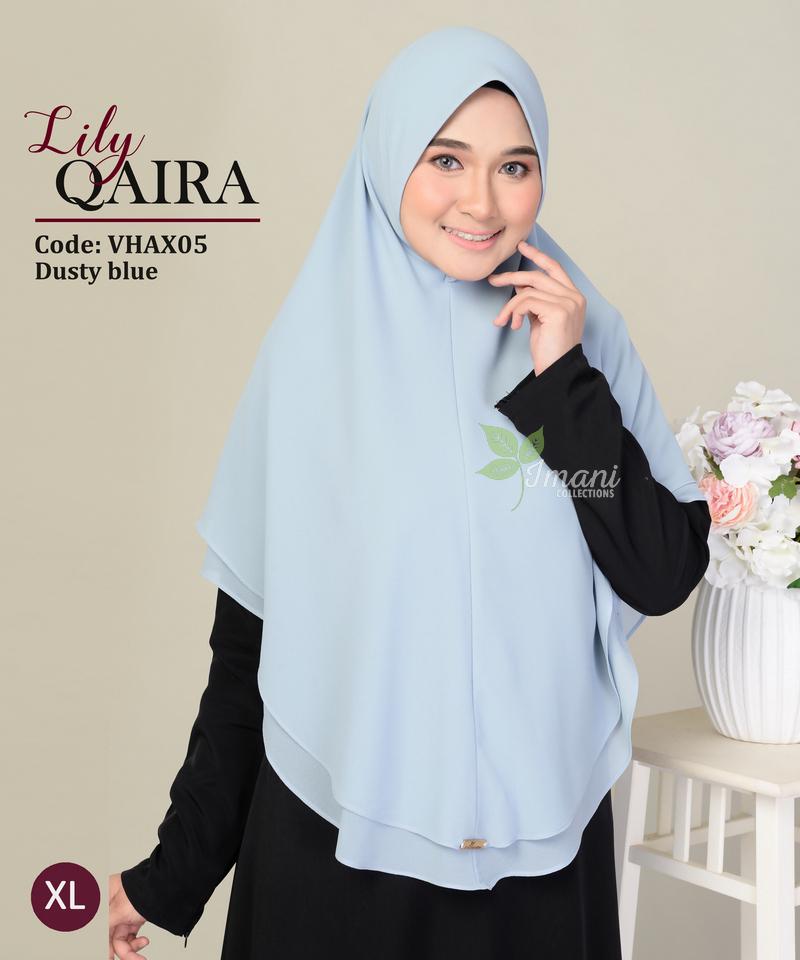VHAX05 - Tudung Lily Qaira XL