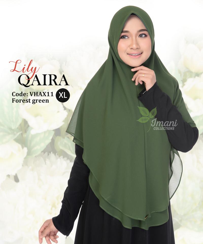 VHAX11 - Tudung Lily Qaira XL
