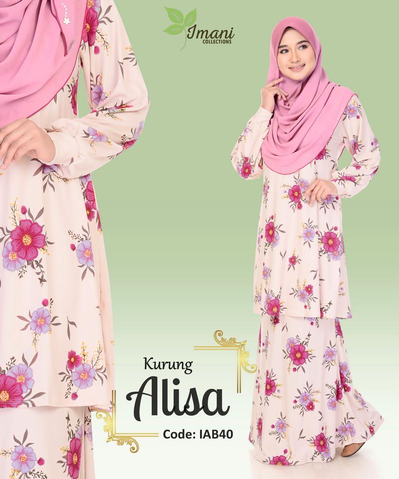 IAB40 - Kurung Alisa