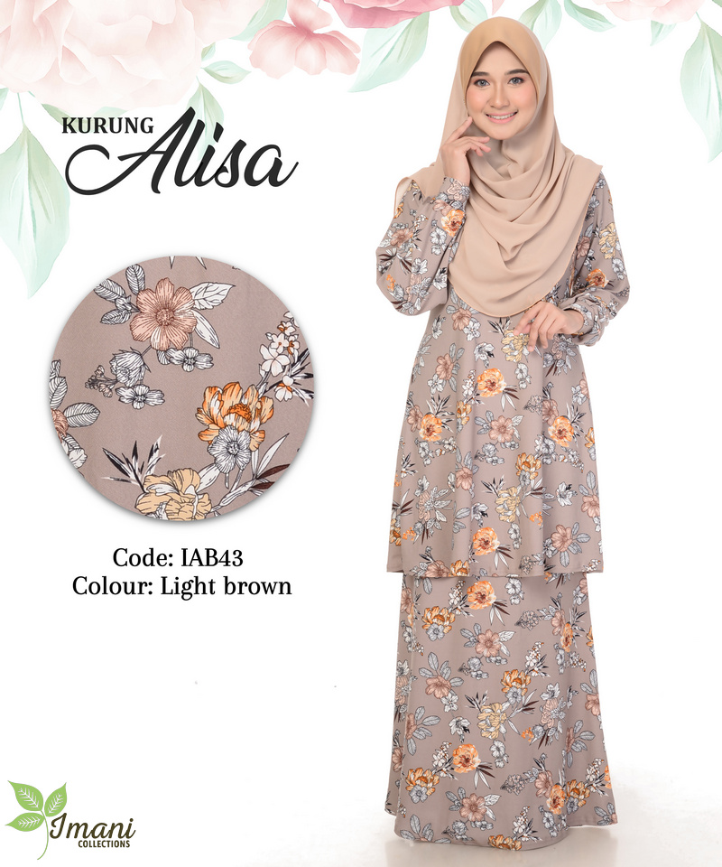 IAB43 - Kurung Alisa