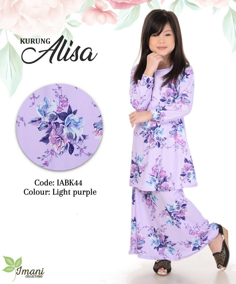 IABK44 - Kurung Alisa Kids