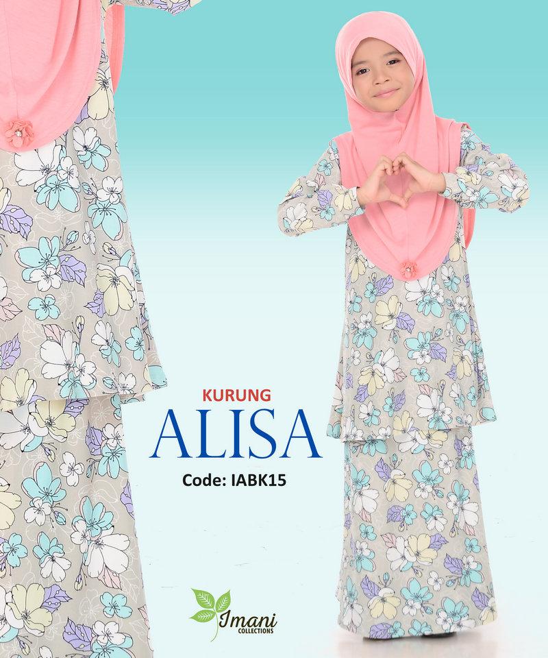 IABK15 - Kurung Alisa Kids