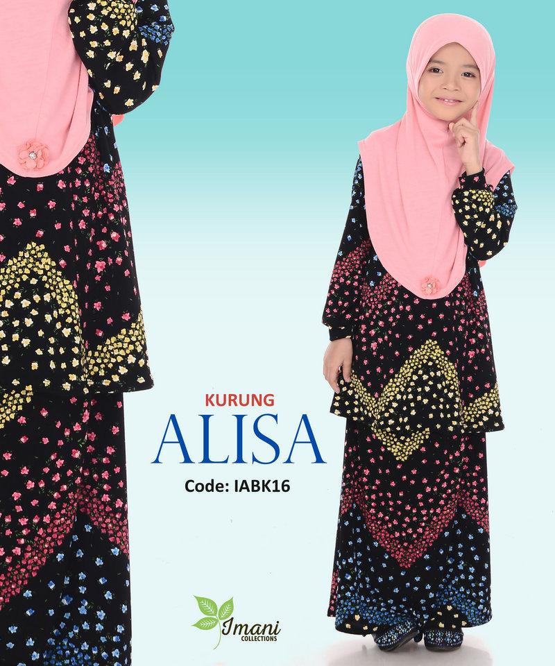 IABK16 - Kurung Alisa Kids