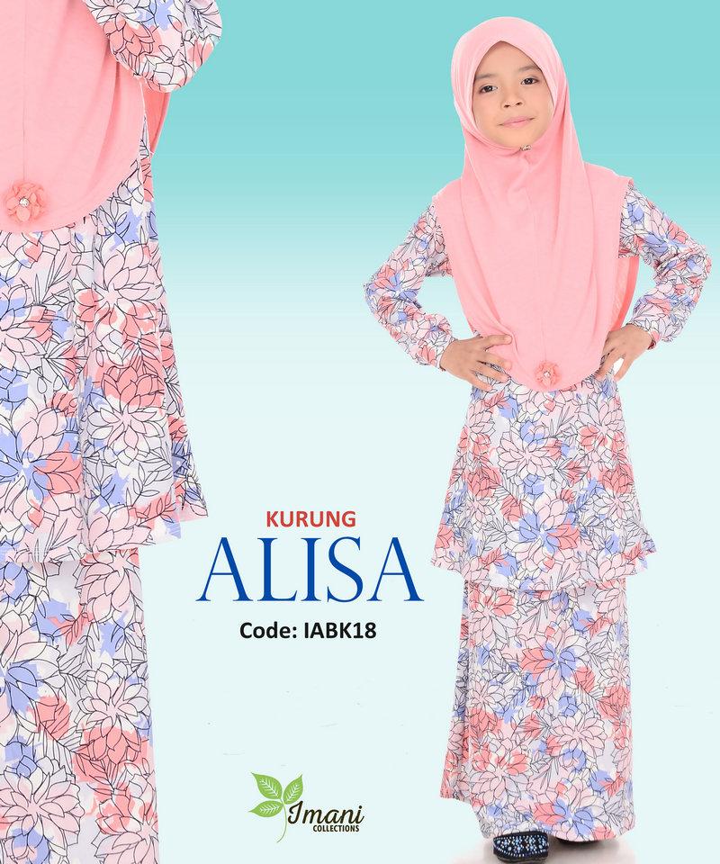IABK18 - Kurung Alisa Kids