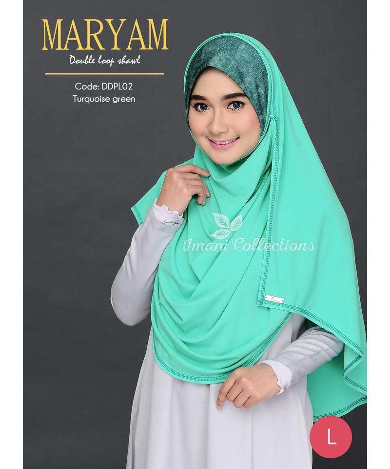 DDPL02 - Shawl Maryam L