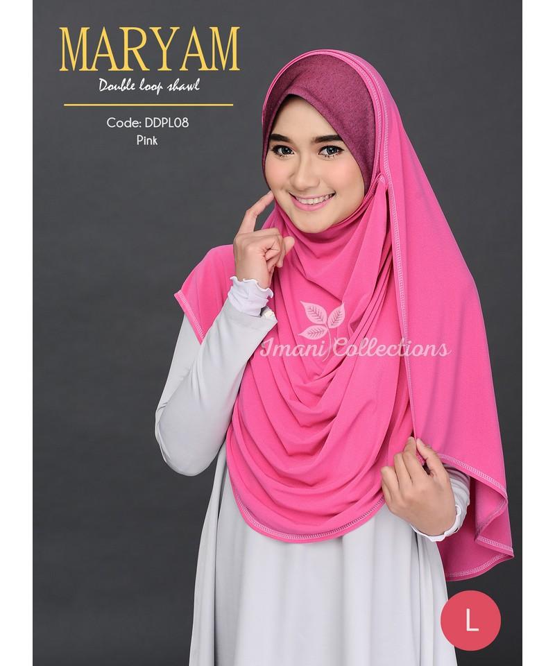 DDPL08R - Shawl Maryam L (REJECT)