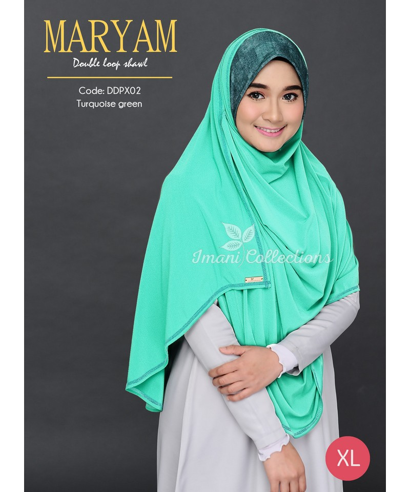 DDPX02 - Shawl Maryam XL