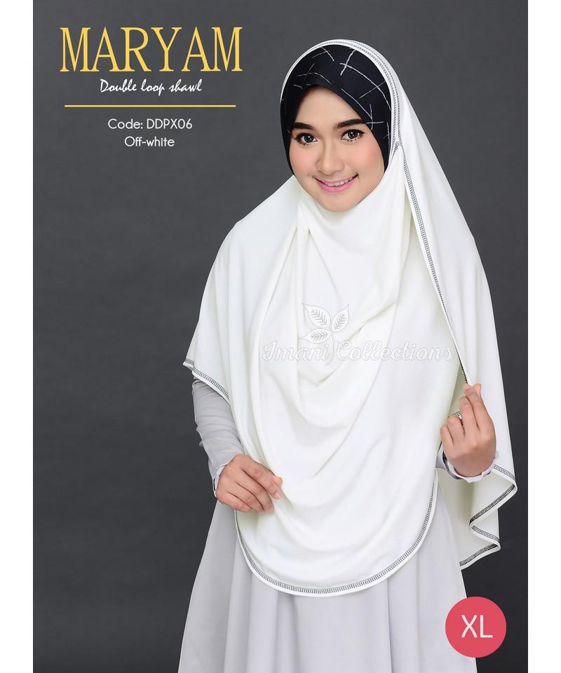 DDPX06R - Shawl Maryam XL (REJECT)