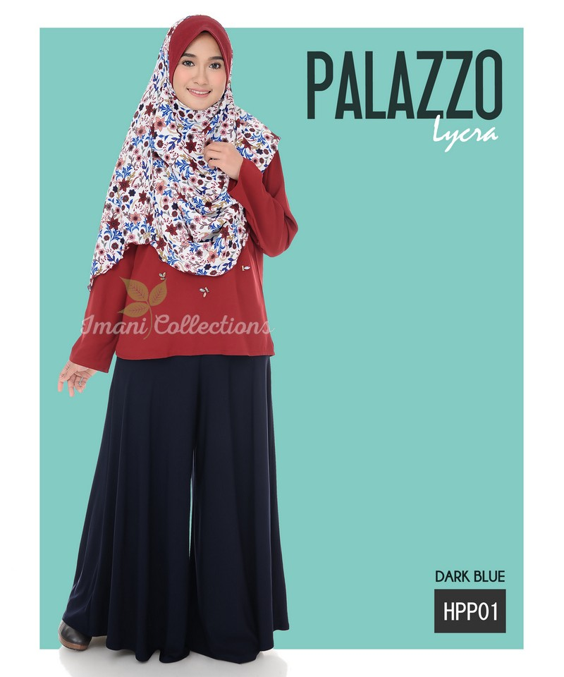 HPP01 - Lycra Palazzo