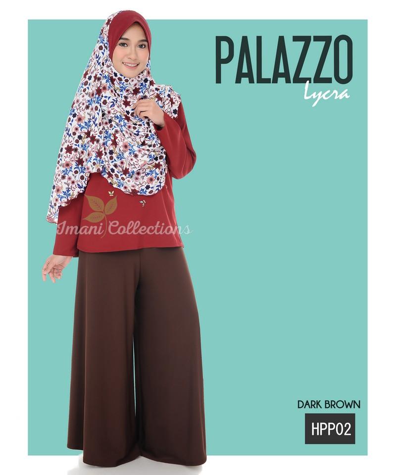 HPP02 - Lycra Palazzo
