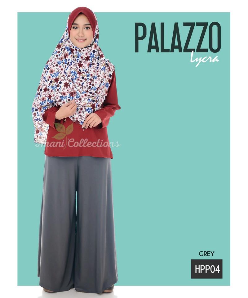 HPP04 - Lycra Palazzo