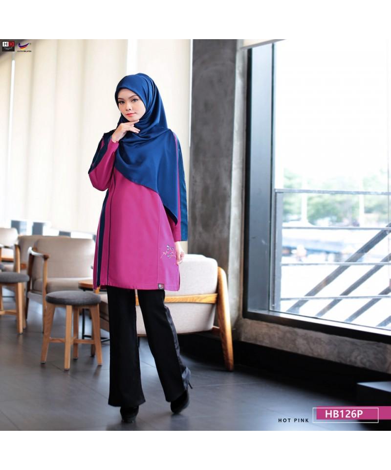 HB126P - Tshirt Muslimah Humaira