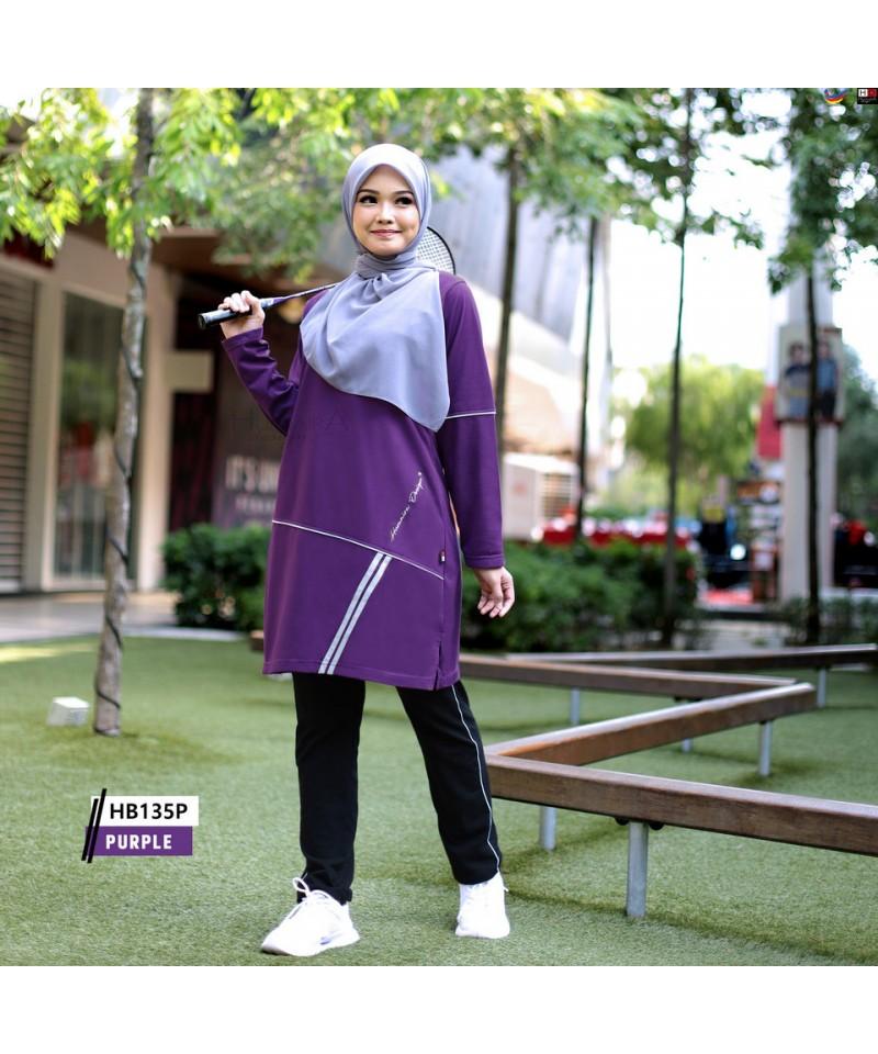 HB135P - Tshirt Muslimah Humaira