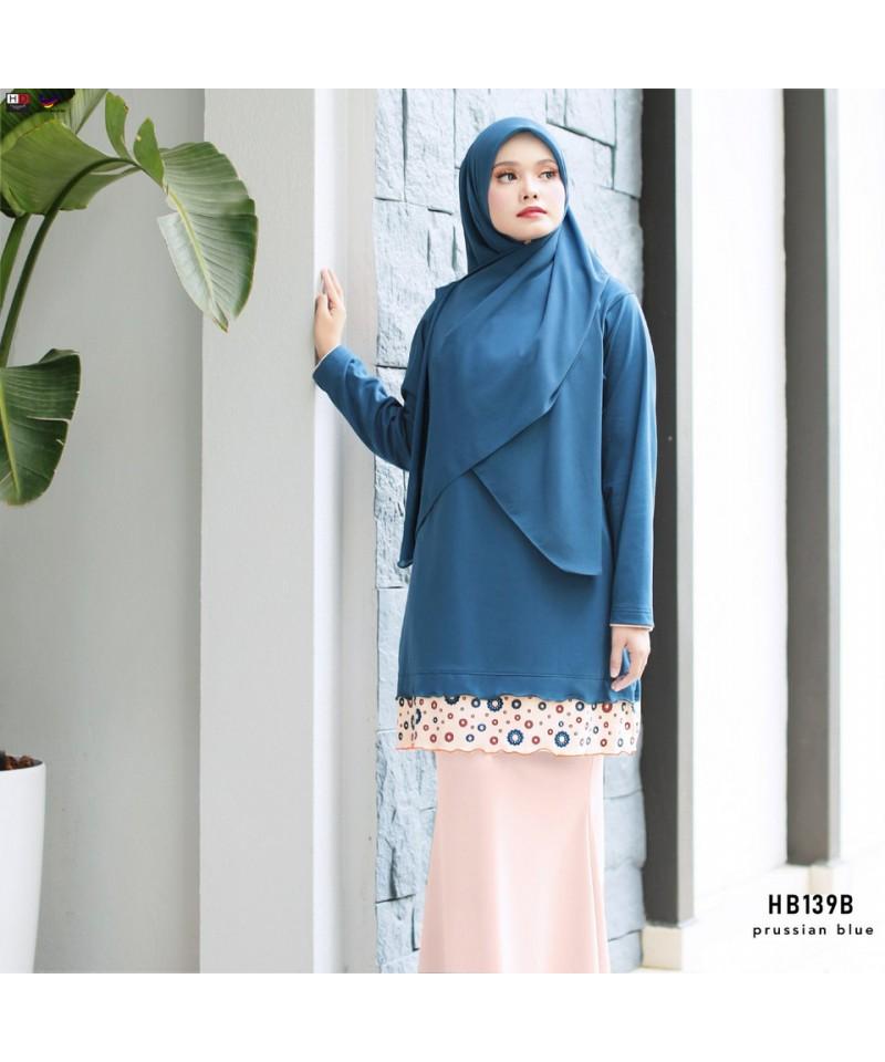 HB139B - Tshirt Muslimah Humaira