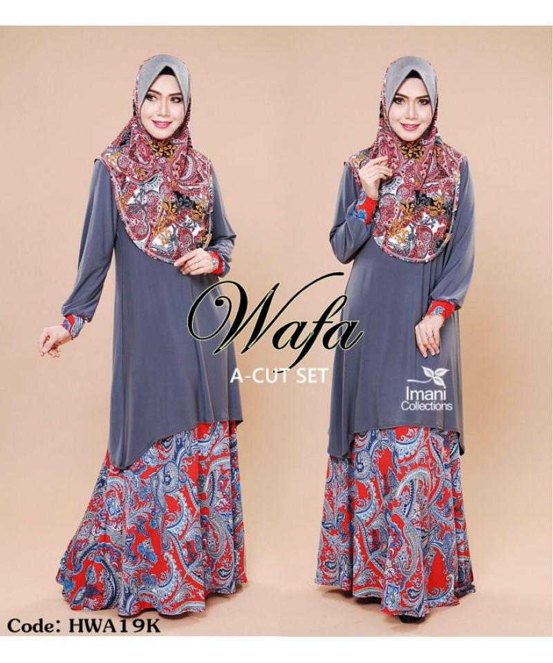 HWA19K - Wafa A-Cut Set